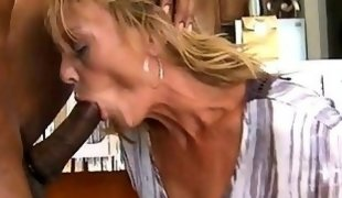 Stripper gets his hard cock delighted by babe