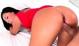 Sweet hottie Gianna Nicole needed a cock