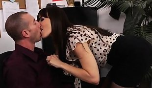 Dana Dearmond having office sex