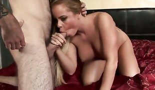 Nikki Delano is full of passion to be fucked